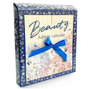 Blue Beauty Advent Calendar