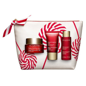 Clarins Super Restorative Holiday Collection