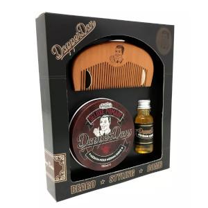 Dapper Dan Hairy Man Combo Gift Set