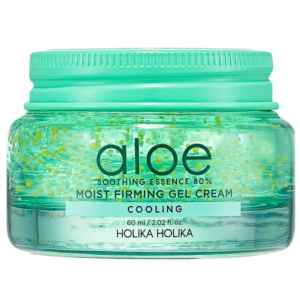 Aloe Soothing Essence Gel Cream