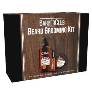 LOreal BarberClub Grooming Kit