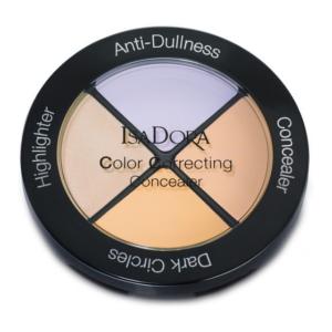 Isadora Color Correcting