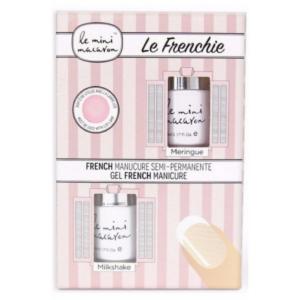 Le Mini Macaron French Manicure