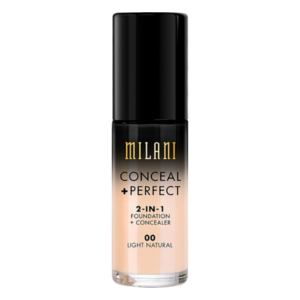 Milani Conceal and Perfect Liquid Foundation