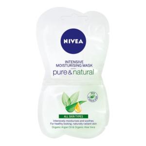 Nivea Pure & Natural Mask