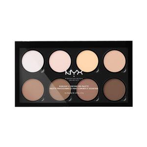 NYX Contour og Highlight Palette