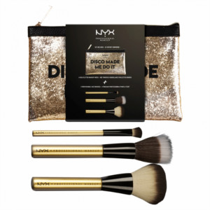 NYX Micro Eyeshadow Brush Set
