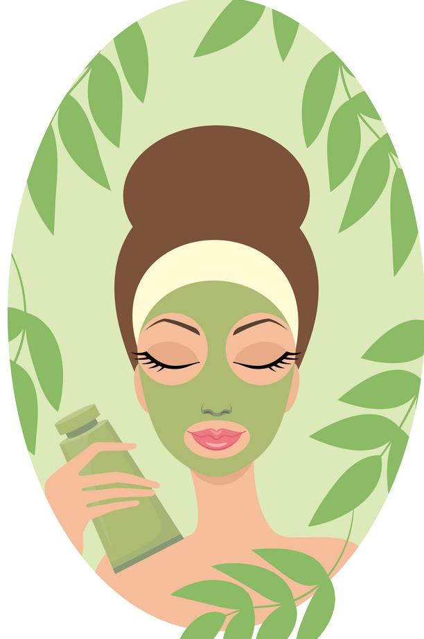 Ansiktsmasker for alle typer hud