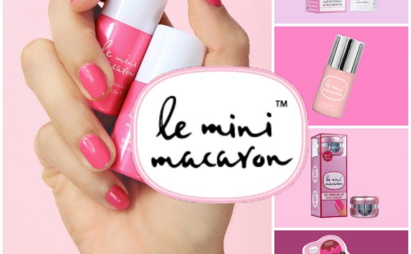 Le Mini Macaron – Gel-manikyr til hjemmebruk