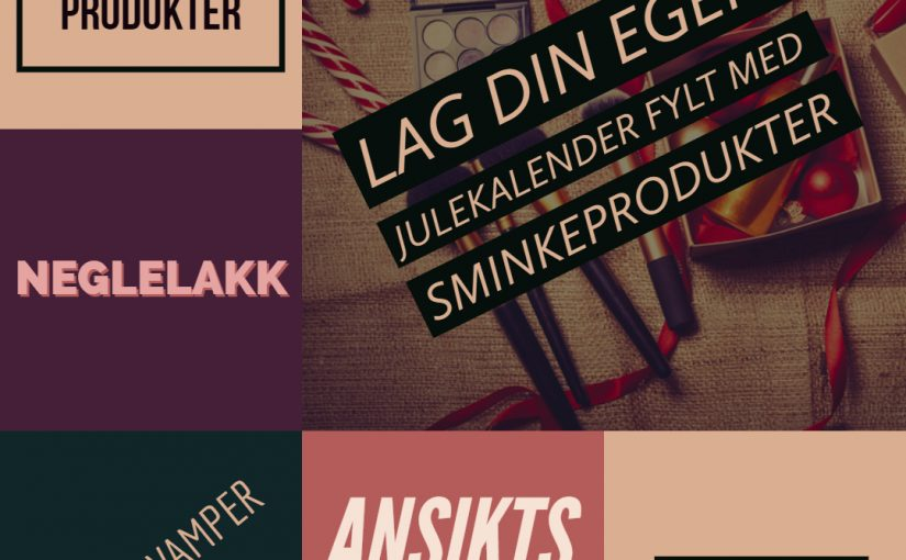 norske sminke nettbutikker