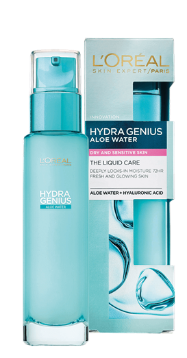 Hydra Genius Aloe Water Serum