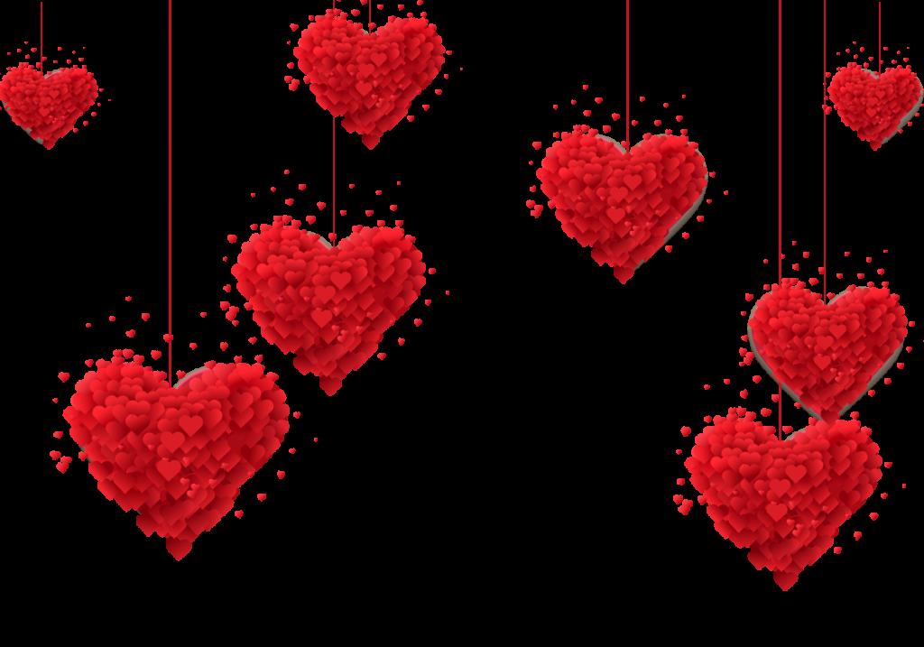 Hjerter - Valentinsdagen
