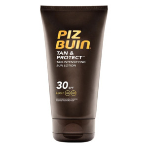 Piz BuinTan & Protect Tan Intensifier Sun Lotion