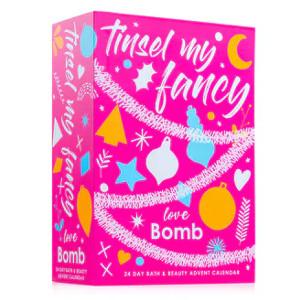 Bomb Cosmetics badebombe-julekalender