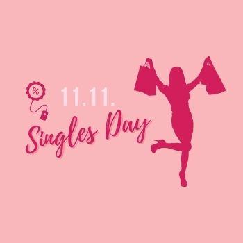 Singles Day 11.11 | Få gode SALG på verdens største shopping-dag