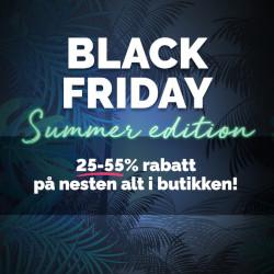 BliVakker Black Friday Sommer Edition